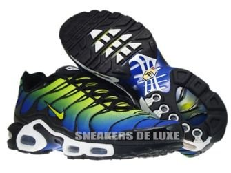 Nike Air Max Plus TN 1 Hyper Blue/Cyber-Black