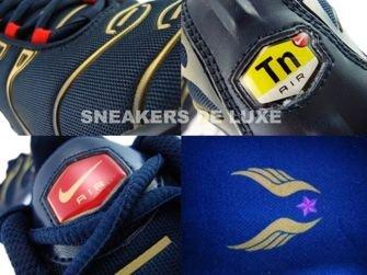 Nike Air Max Plus TN 1 Obsidian/Sport Red-Metallic Gold-Black 604133-408