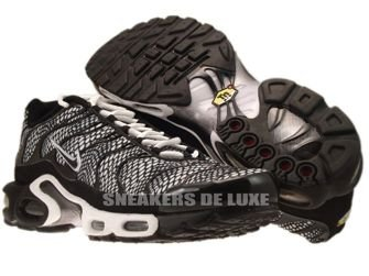 Nike Air Max Plus TN 1 White/Black-White