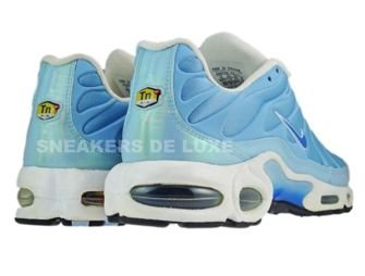 Nike Air Max Plus TN 1 White Blue/Blue-Saphire White 605112-448