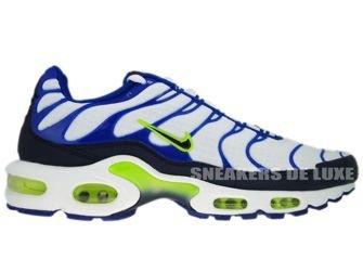 Nike Air Max Plus TN 1 White/Obsidian Volt