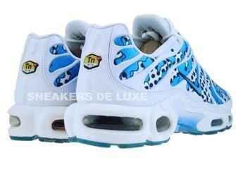 Nike Air Max Plus TN 1 White/University Blue-Midnight Navy