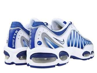 Nike Air Max Tailwind IV CT1267-101 White/White-Deep Royal Blue