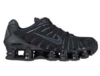 Nike Shox TL AV3595-002 Black/Black-Metallic Hematite