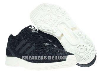 S77309 adidas ZX Flux core black / core black / ftwr white