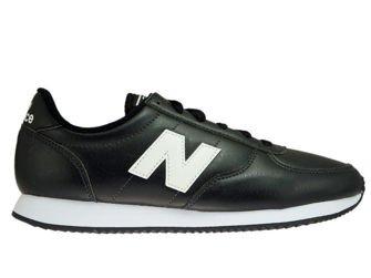 U220TD New Balance Black with White