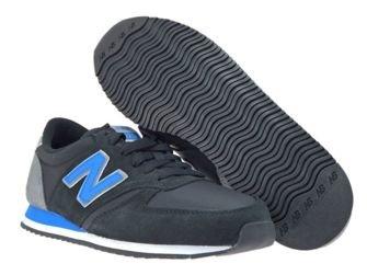 U420RBB New Balance Black/Blue