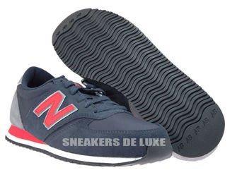 U420RNR New Balance Navy / Red